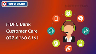 Block HDFC Debit card using customer care