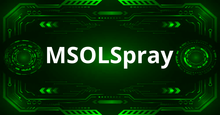 MSOLSpray : A Password Spraying Tool For Microsoft Online Accounts