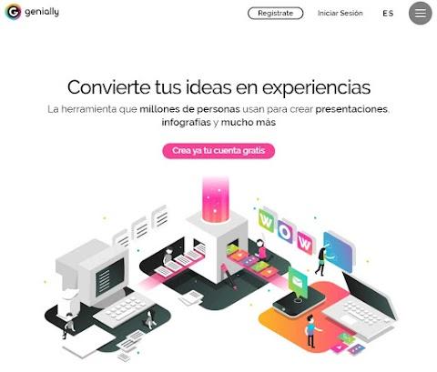 2 Herramientas sensacionales para diseñar presentaciones interactivas