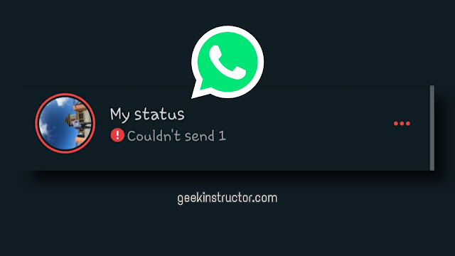 Fix couldn't send WhatsApp status