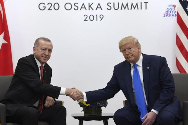 Συνάντηση Τραμπ-Ερντογάν: Συμπεράσματα για την Ελλάδα