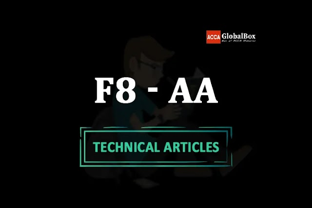 F8 - (AA) - 2021 | ALL in One Technical Articles