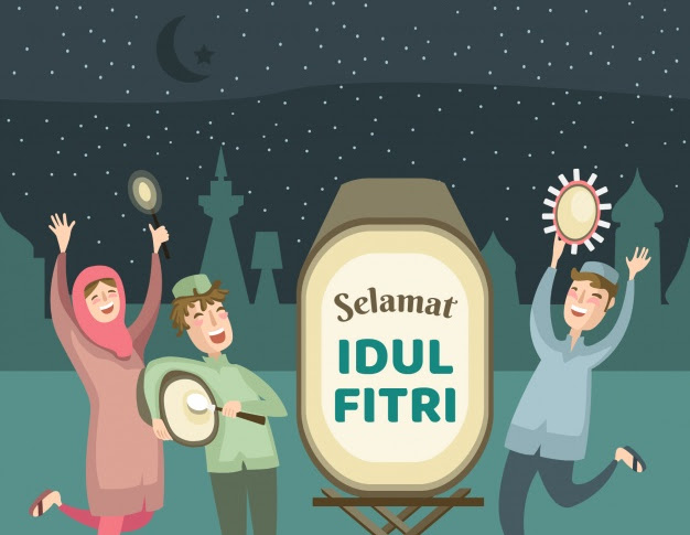 Khutbah Idul Fitri Berbahasa Bugis