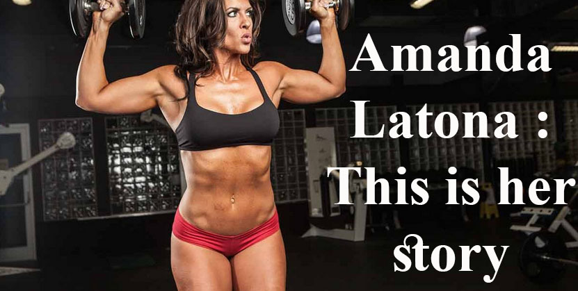 Amanda Latona : This is her story