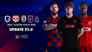 PES 2013 Next Season Patch 2020 Update v1.0