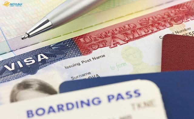 Có thể sử dụng visa B-1, B-2 còn hiệu lực để quá cảnh tại Mỹ được không? 2