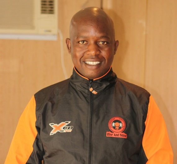 Vusi Ntimane meedia officer of Polokwane City