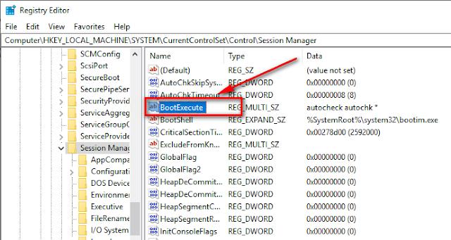 Cửa sổ Registry