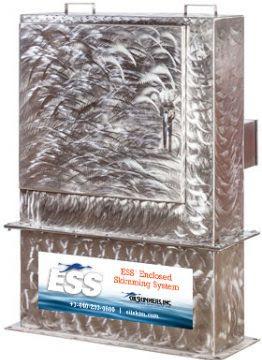 ESS™, oil skimmer-Enclosed Skimming System