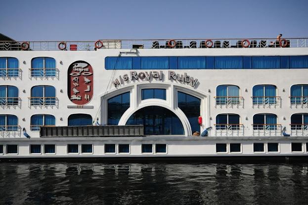 M/S Royal Ruby Cruceros por el nilo