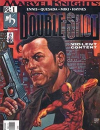 Marvel Knights Double Shot