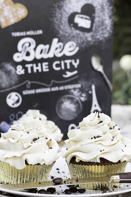 White Russian Cupcakes - Bake and The City - Der Kuchenbäcker - blv Verlag
