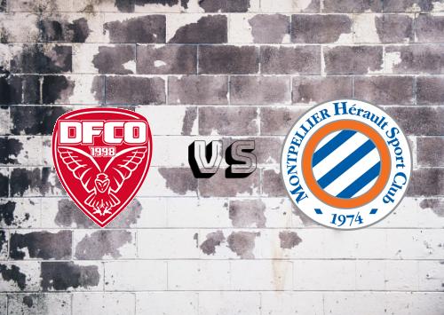 Dijon FCO vs Montpellier  Resumen