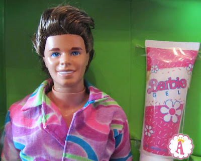 Кукла Ken 90х из серии Ultra Hair