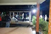 Satgas  Bersama Polsek Tondano Kawal Pemakaman Jenazah Covid 19.