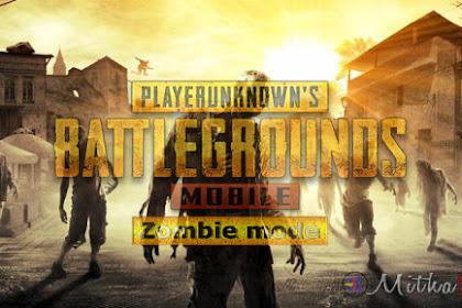 Zombie mode akan hadir di PUBG Mobile