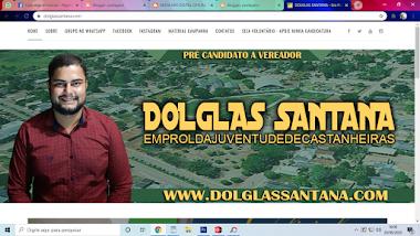 DOLGLAS SANTANA - EM PROL DA JUVENTUDE DE CASTANHEIRAS