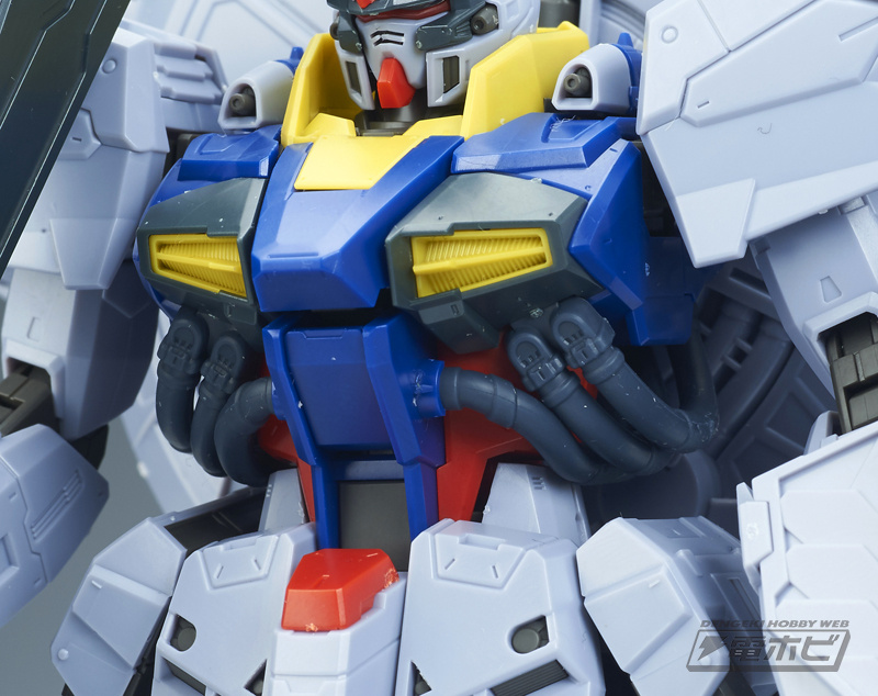 MG 1/100 ZGMF-X13A Providence Gundam Sample Images by Dengeki Hobby