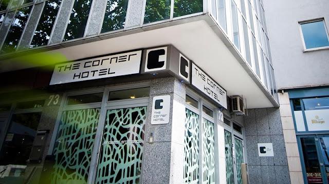 The Corner Hotel em Frankfurt