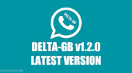 Download WhatsApp Mod DELTA-GB v1.2.0 Terbaru
