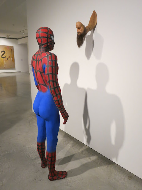 Sydney - Australia Museum Of Contemporary Art Spiderman