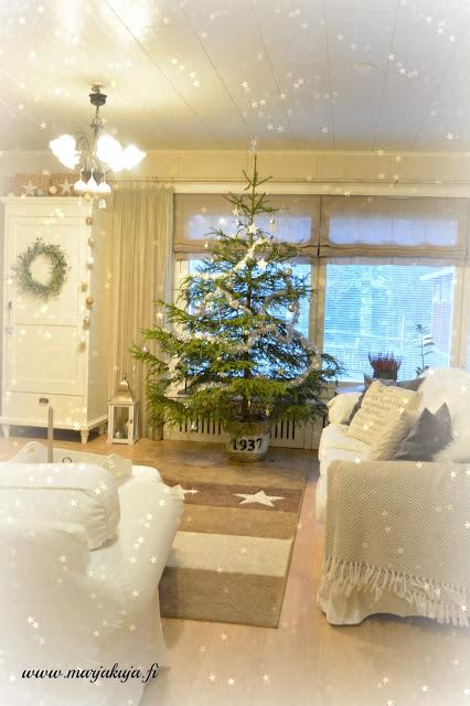 joulu koti joulukuusi ektorp
