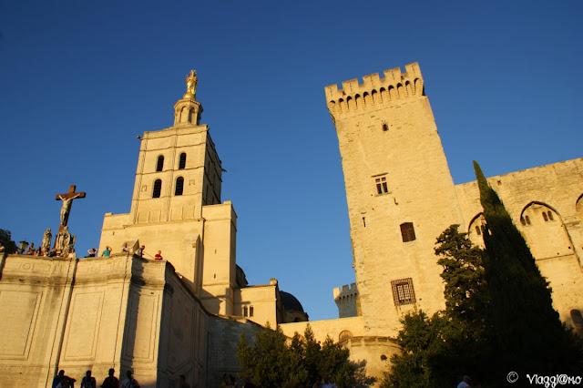 La Cattedrale di Notre Dame des Doms di Avignone