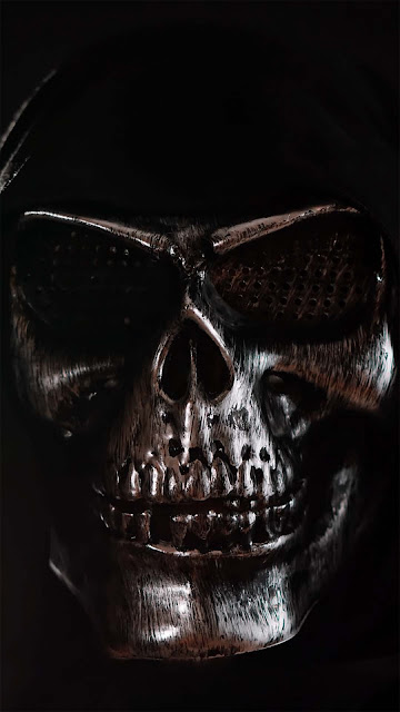 17 Skull Glitch, Noise, Colorful Skull Ultra HD 4K Wallpapers for iPhone and Android