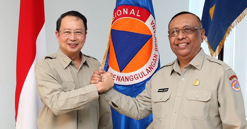 Badan Nasional Penanggulangan Bencana (BNPB) Buka Lowongan Kerja, Cek Info Selengkapnya di Sini