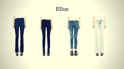 Marca de Calça Jeans Feminina Ellus