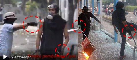 Pembakar Halte Transjakarta Sudah Profesional?