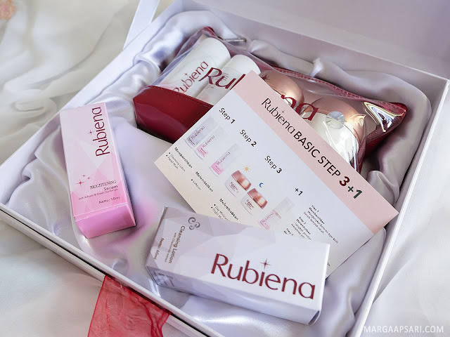 RUBIENA Brightening Series Review