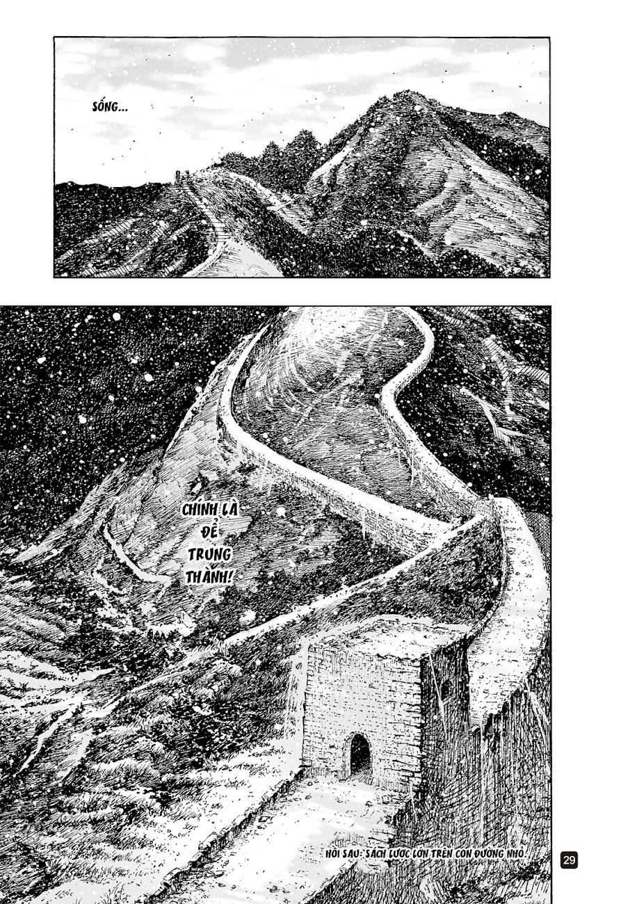 Hỏa phụng liêu nguyên Chương 527: Mạt lộ chi tướng trang 28