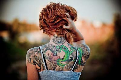 Bahaya tato bagi kesehatan