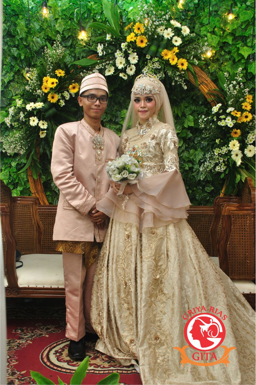 Pengantin Muslimah Modern Condet Jakarta Timur