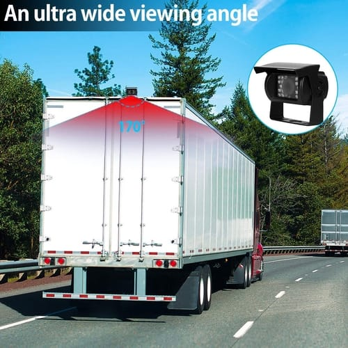 YEDDY Truck Backup Camera System Kit