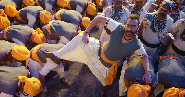 Shankara Re Shankara Official Video Song | Tanhaji The Unsung Warrior | Ajay Devgan | Saif Ali Khan