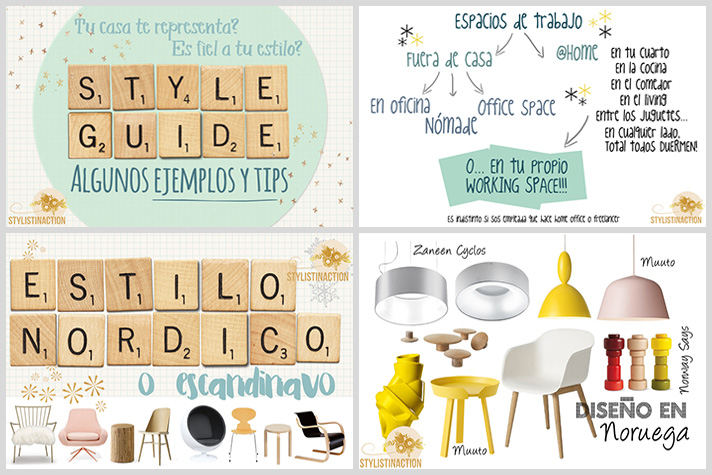 2016 en Stylistinaction. Hubo posts DIY, entrevistas, teoria, ideas, tips.