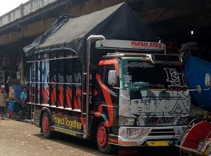 Sewa Truk Jakarta Banyuwangi