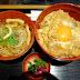 日本京都/清水寺美食 老牌「有喜屋」  滑蛋丼飯濕潤鹹香一吃上癮    手打蕎麥麵厚實有嚼勁