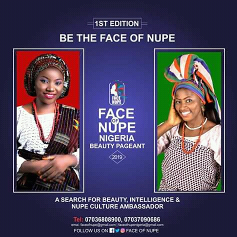 Face of Nupe uplift Nupe culture and tradition