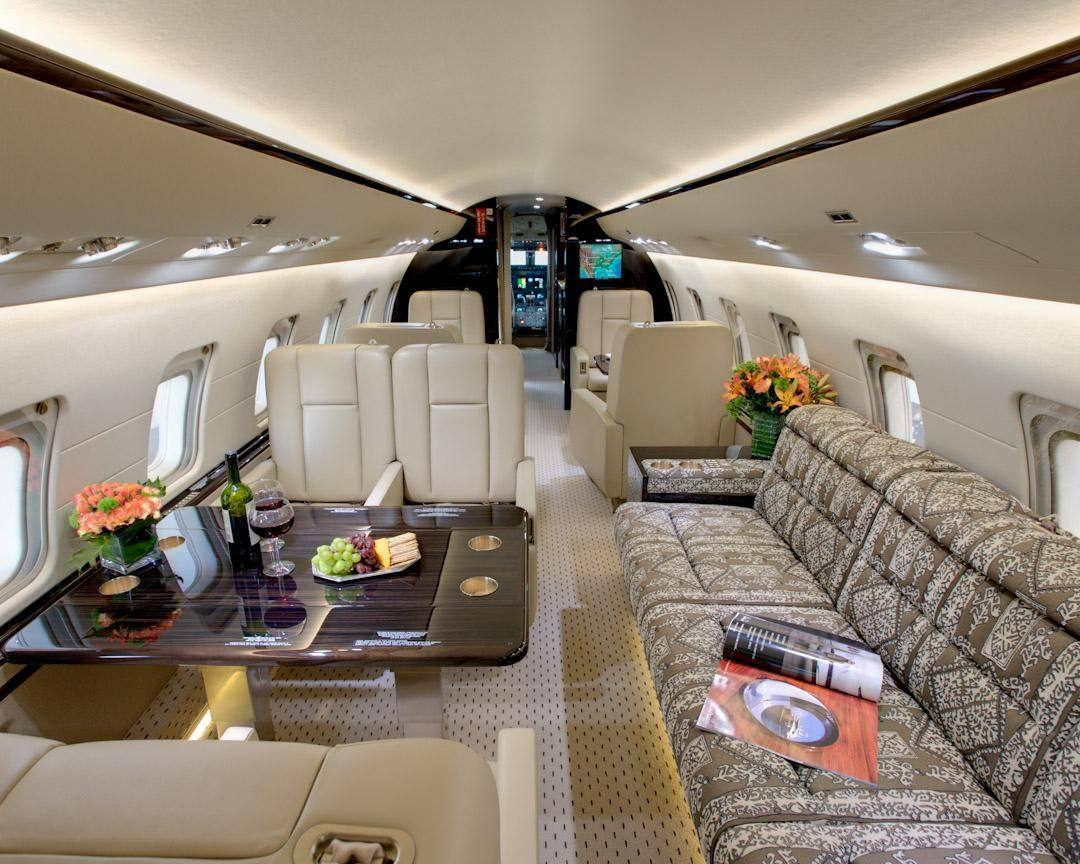 Luxury private jets - Wonderful