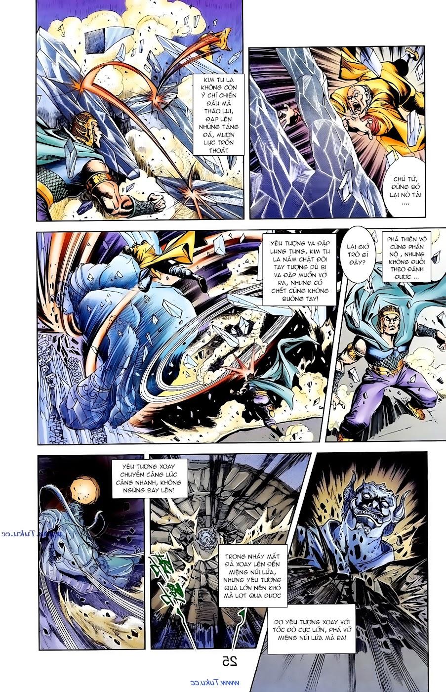 Cơ Phát Khai Chu Bản chapter 102 trang 26