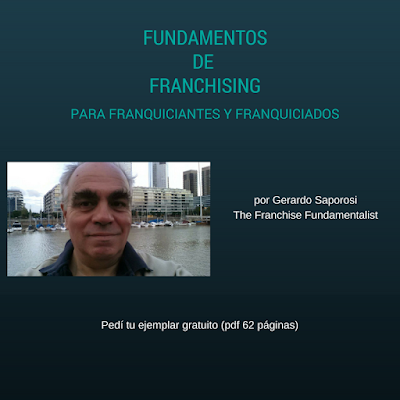 Por favor envíenme una copia de FUNDAMENTOS DE FRANCHISING