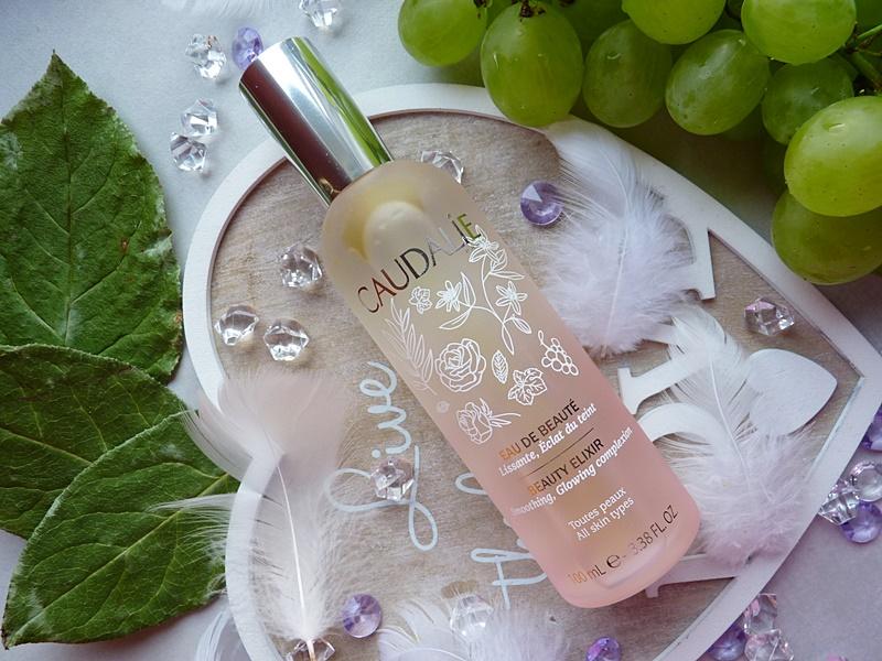 Caudalie Beauty Elixir czyli mgiełka rozświetlająca
