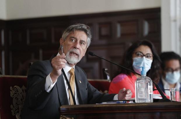 Presidente Sagasti: Queremos evitar un confinamiento extremo