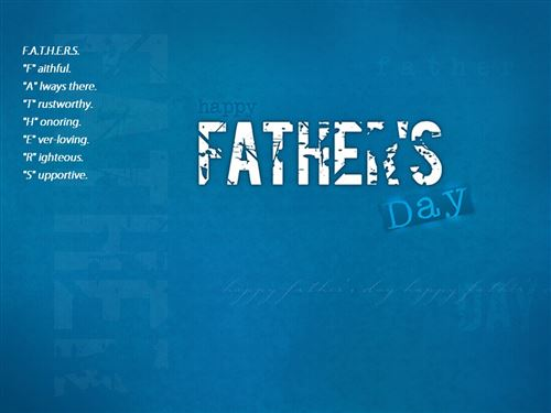 Free Father's Day Greetings Poems