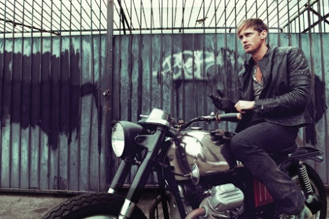 Alexander Skarsgard by Matthew Brookes for M Magazine