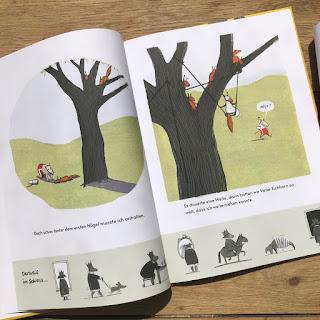 Jeppe unterwegs - ein Bilderbuch über Hilfsbereitschaft