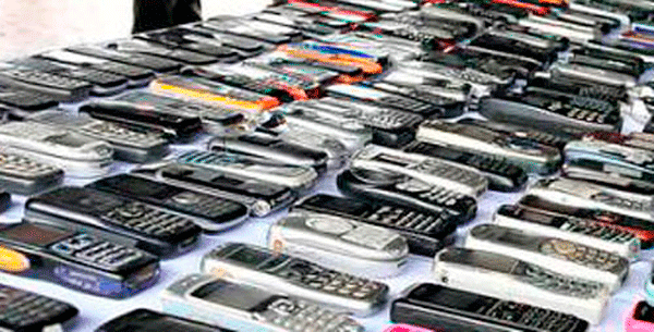 367 capturas en redada internacional contra organizaciones dedicadas al hurto de celulares